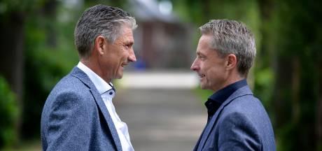 Niets drijft Twentse zakenbroers uiteen: 'We zijn elkaars dagboek'