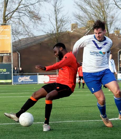 Kruisland vloert Cluzona in derby, klinkende overwinning Rijen in Tilburg