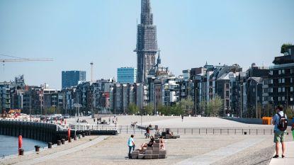 Meer zwerfvuil in Antwerpse parken en op Scheldekaaien