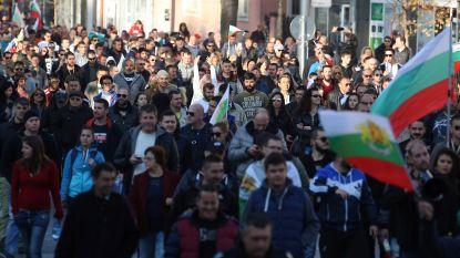 Ook Bulgaren protesteren tegen hoge brandstofprijzen