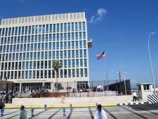 Opnieuw medewerkers van Amerikaanse ambassade op Cuba ziek
