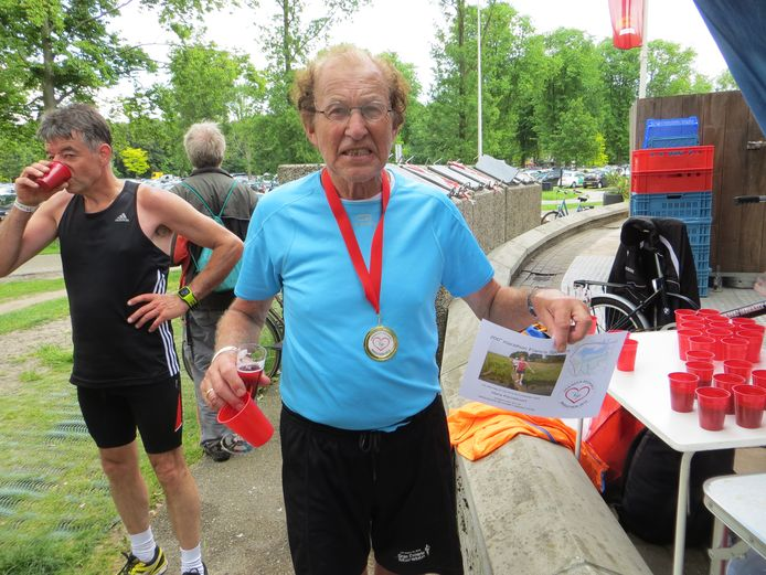 Hans Kleinekoort liep graag stadsmarathons. Als marathonverzamelaar liep hij er ruim 300.