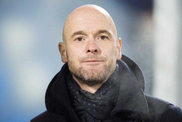 Erik ten Hag.