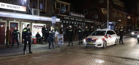 Opnieuw vuurwerkoverlast en onrust in Arnhemse wijk Geitenkamp, politie massaal op de been