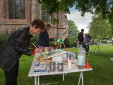 Kunstenaars opgelet: Kapelle zoekt deelnemers voor jaarlijks kunstmanifestatie