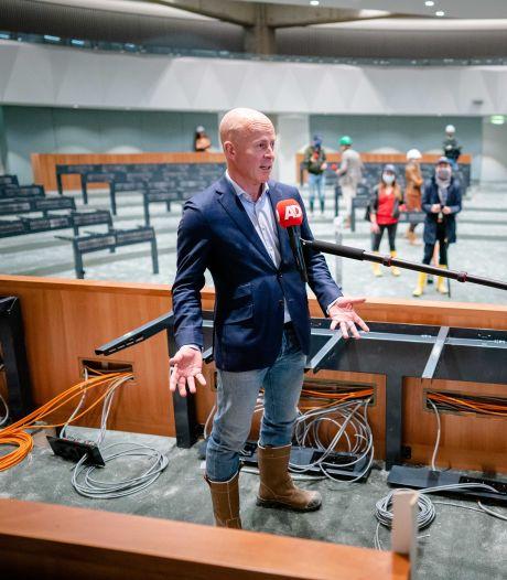 Reactie op Binnenhof: 'Maak er een groot museum van of appartementencomplex'