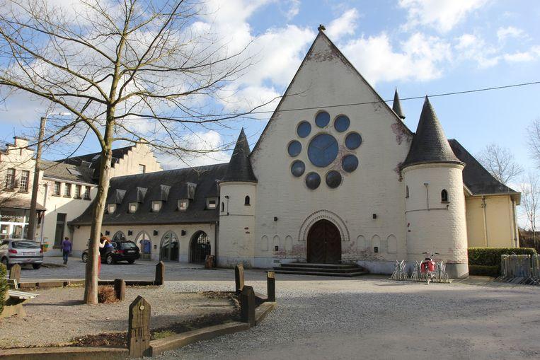 De fuif vond plaats in JC Castelhof.
