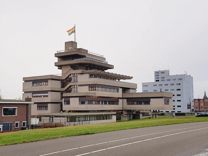 Het stadhuis in Terneuzen