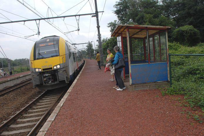 Het station van Weerde