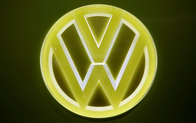 De daders gingen aan de haal met een Volkswagen.