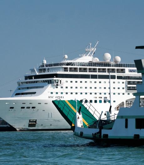 'Cruiseschepen vervuilend? Daar wordt aan gewerkt'