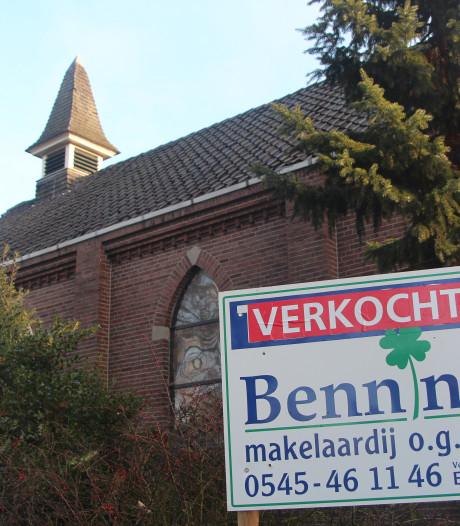Eibergs NPB-kerkje blijft kerk dankzij echtpaar uit Dinxperlo