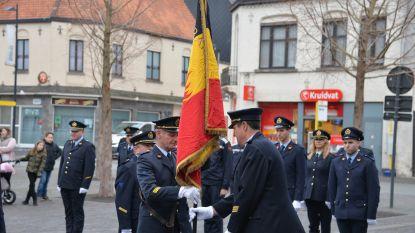 Brandweer heeft nieuwe vlaggendrager