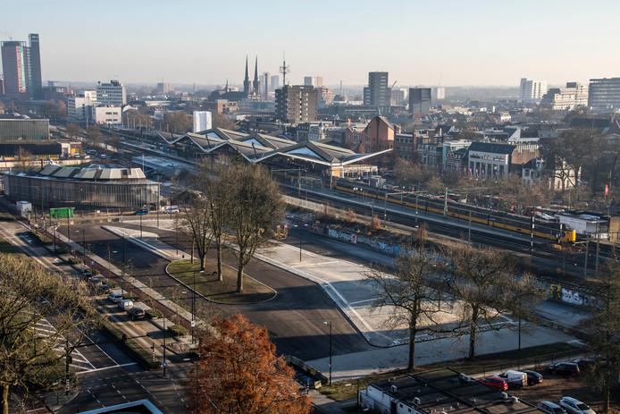De Tilburgse Spoorzone.
