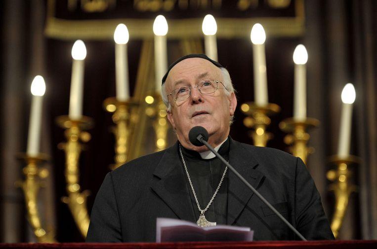 Kardinaal Danneels News: Kardinaal Godfried Danneels Is Op 85-jarige Leeftijd