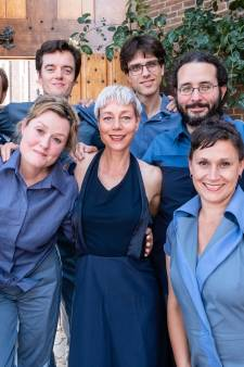 Sounding Bodies uit Tilburg: muziek van Bach als steun in bange dagen van corona