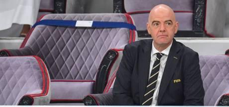 FIFA-baas: Misschien is Benelux-competitie enige uitweg