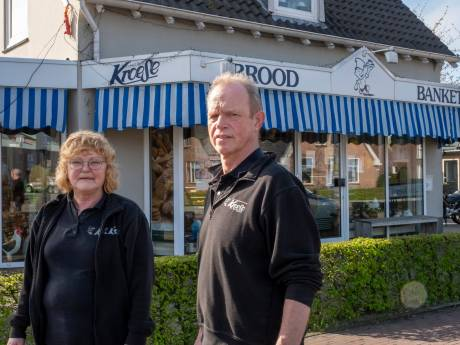 Coronaroddel over dochter kost bakker in Wezep klanten: 'Het fatsoen is helemaal weg!'