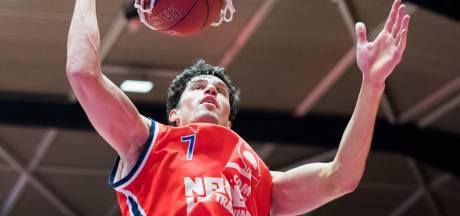 New Heroes beslist duel met Den Helder Suns in overtime