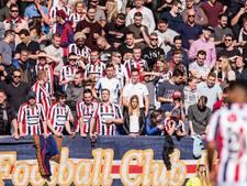 Meer dan 10.000 toeschouwers bij Willem II - RKC