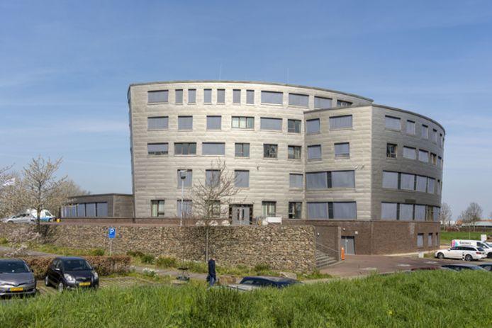 Het gemeentehuis van Zierikzee.