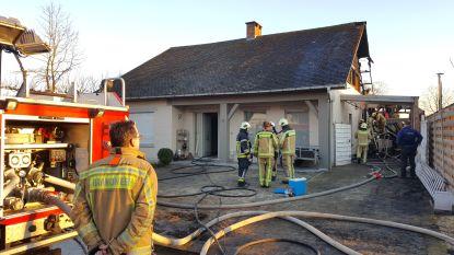 Woning onbewoonbaar na brand in Vorselaar