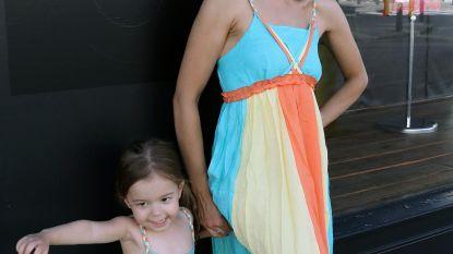 Matchende outfits voor mama en dochter