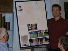Briefwisseling tussen oorlogskameraden na 77 jaar boven water in Hooge Mierde
