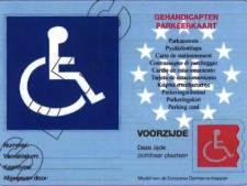 Tilburg: misbruik parkeerkaart gehandicapten voorkomen