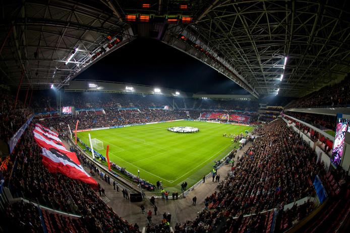 De Champions League-thuiswedstrijd tegen FC Basel staat gepland op 23 juli.