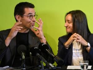 Ecolo a élu son duo de coprésidents avec 92% des voix