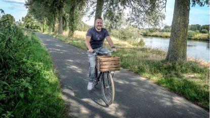 Fietspad langs Leie binnenkort verlicht van Kuurne over Kortrijk tot Wevelgem