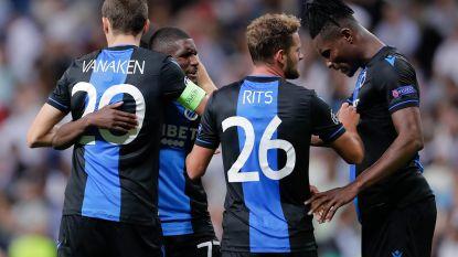 """Club Brugge samen met Ajax enige nog ongeslagen team: """"Zij worden de nieuwe giganten in Europa"""""""