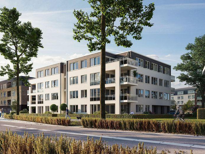Duvepark is een appartementencomplex met 17 luxe appartementen.