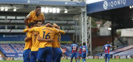 Everton verslaat ook Crystal Palace en gaat aan kop in Engeland
