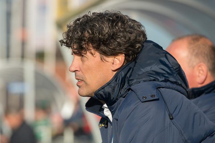 Putten - SDC-trainer Michael van den Berg