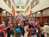 Carnavaleske wandeling Breda is een Bourgondische wandeling