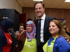 Enschedees wijkcentrum in extase na bezoek premier Rutte: 'zo hoort het'