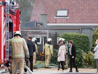 Droogkast zet keuken van Restaurant 't Veer in Melden in brand