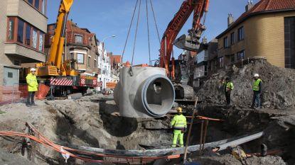 Werken aan Duinbergenlaan worden begin 2020 hervat