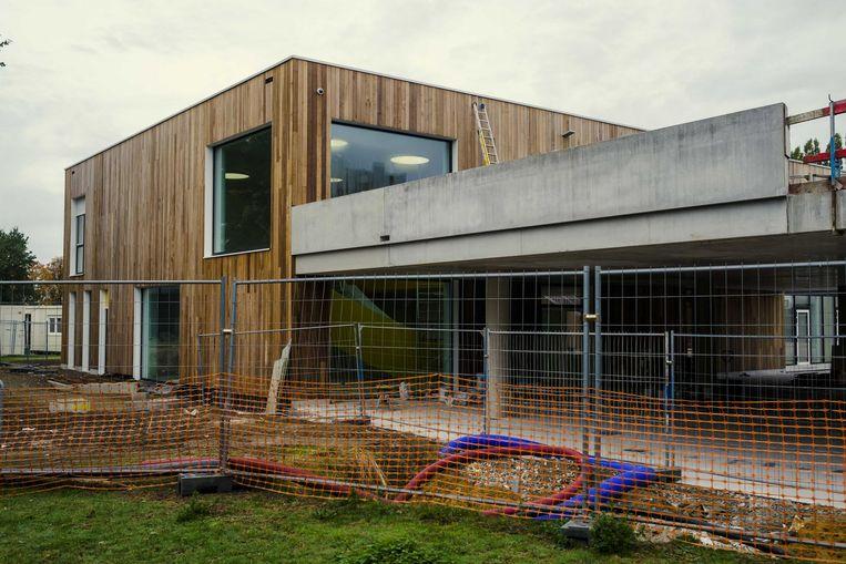 De nieuwe Parkschool opent na de herfstvakantie.