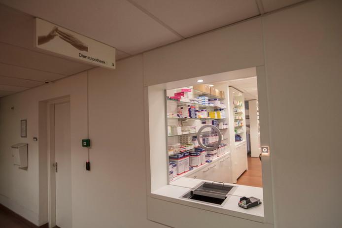 Dienstapotheek in Elkerliek Ziekenhuis Helmond