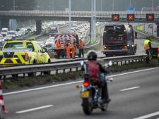 Weginspecteurs minder vaak slachtoffer ongeval