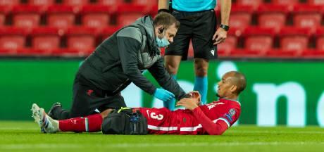 Liverpool vreest voor zware blessure Fabinho