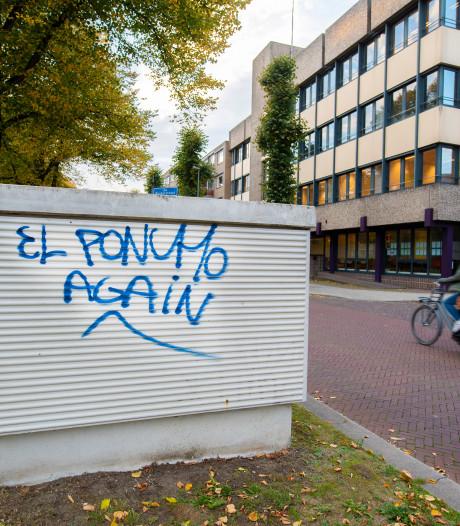 El Poncho teistert Apeldoorn centrum met nieuwe tags