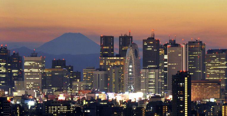 Het huis in Tokio was al drie jaar onbewoond. Eén van de vorige bewoners was een verloskundige.