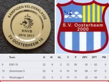 Longa'30 JO19-2 en Twentse ploegen grijpen naast titel 'allerslechtste voetbalteam'