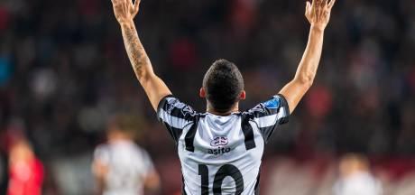 Nog een laatste keer zwaaien naar smaakmaker Mauro Júnior: 'Mijn droom is om door te breken bij PSV'