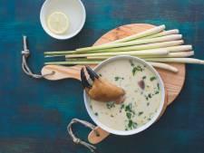 Wat Eten We Vandaag: Krabsoep
