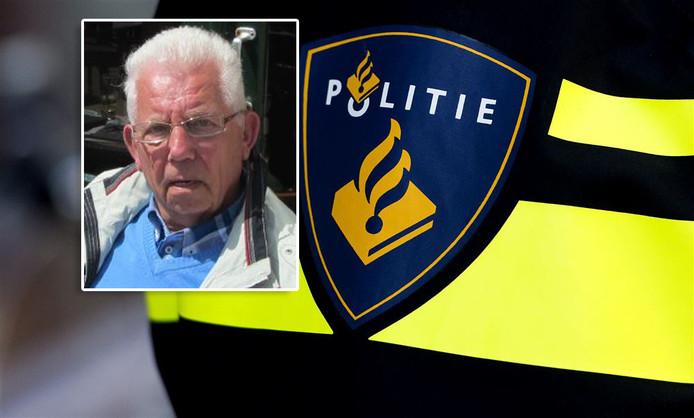 In heel Nederland is de politie op zoek naar de vermiste Dirk van den Belt (81) uit Kampen.